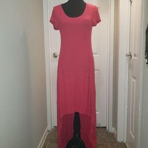 BCBG Hi-Lo Dress